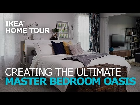 Master Bedroom Ideas - IKEA Home Tour (Episode 301)