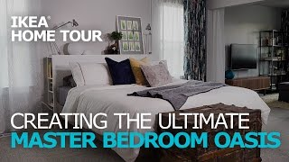 Master Bedroom Ideas   Ikea Home Tour (episode 301)