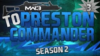 The man of the hour - MW3 PTC Season 2 : Episode 3