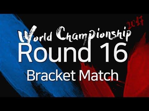 Shinhancard Blade & Soul Tournament 2017 World Championship / R.16 day.3