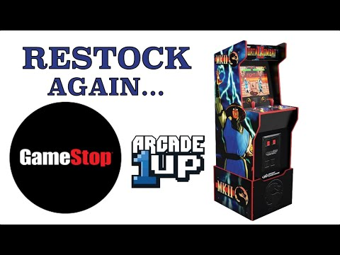 Arcade1Up MidWay Legacy Pre Orders AGAIN from Original Console Gamer