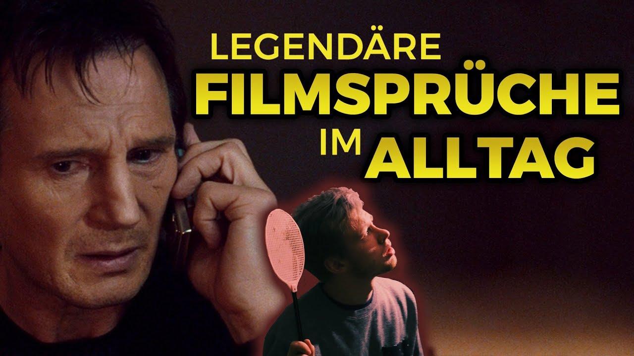 film sprüche FILMSPRÜCHE IM ALLTAG   YouTube film sprüche