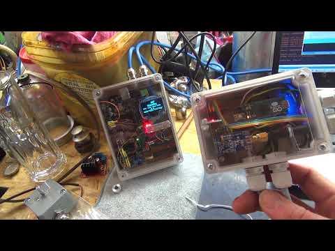Selene: Elektrik → Laderegler (Wind und Solar), Eigenbau Arduino Autopilot Demo