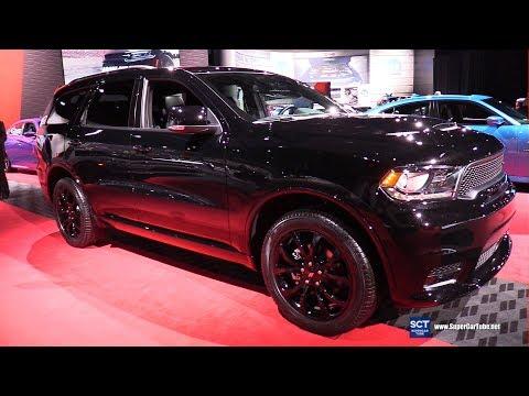 2019 Dodge Durango GT - Exterior and Interior Walkaround - 2019 Detroit Auto Show