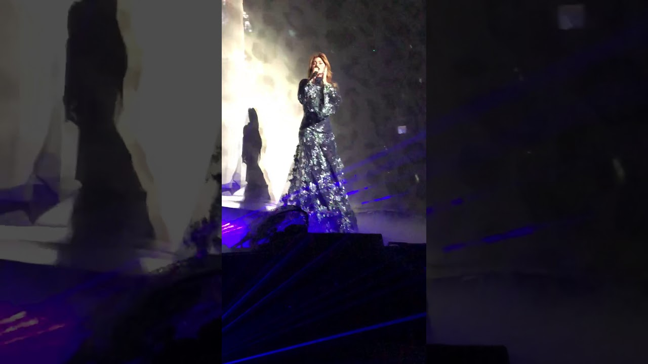 Shania Now Tour - From this moment on - Live in Vancouver