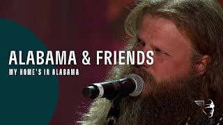 Alabama and Friends - My Home's In Alabama (At The Ryman) ft. Jamey Johnson
