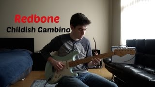 Childish Gambino - Redbone Cover
