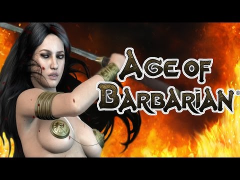 Best Friends Play - Age of Barbarian!