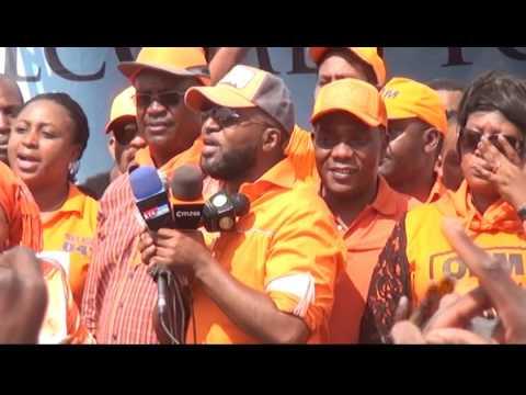 Joho ODM Rally (Huruma Nairobi)