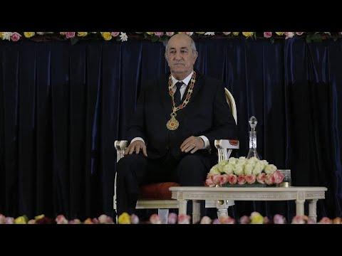 Presidente da Argélia nomeia Abdelaziz Djerad como primeiro-ministro
