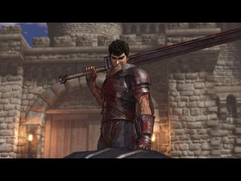 17 Minutes of Berserk and the Band of the Hawk Bazuso Fortress Gameplay at 1080p 60fps