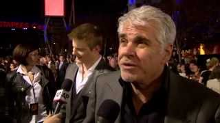 The Hunger Games - Gary Ross Premiere Interview