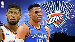 OKLAHOMA CITY THUNDER REBUILD! ROAD TO CHAMPIONSHIP! NBA 2K19 MY LEAGUE