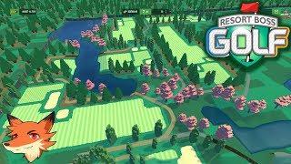Resort Boss: Golf | Tycoon Management Game [FR] Gérer et construire son club de golf!