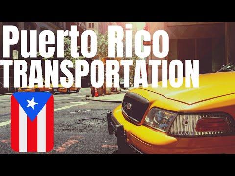 Transportation Guide: San Juan , Puerto Rico