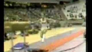 Funny Video Jackass Gymnast