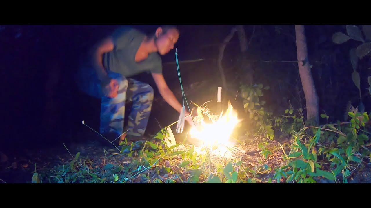 Trailer Thử Thách Sinh Tồn 24h Bên Suối - Lạc Trong Rừng - Lost In Forest | Xóm Dừa TV