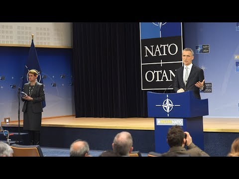 NATO Secretary General, Press Conference at Defence Ministers Meeting, 15 FEB 2018, 1/2