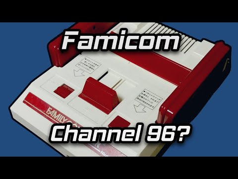 Why Is The Nintendo Famicom On U.S. Channel 96?