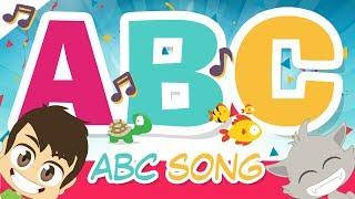 أنشودة الحروف الإنجليزية –أي بي سي دي | أغنية الحروف الإنجليزية بدون موسيقى – أناشيد الروضة للأطفال