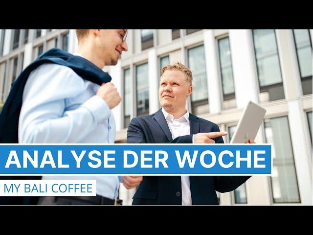 Analyse der Woche - MY BALI COFFEE - Neuromarketing - Verkaufspsychologie - Online Shop