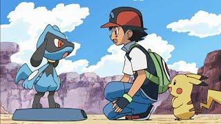 Riolu is kidnapped! | Pokémon: DP Battle Dimension | Official Clip