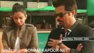 Meet the Kapoors: Sonam, Rhea and Anil Part 1
