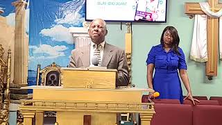 My Times are in Your Hands| Greater Palm Bay COG | Sunday Service| Bishop J.R. Lewinson | 4.26.20