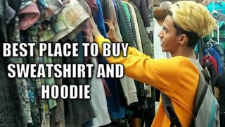 From where I buy sweatshirt and hoodie | trending clothes for boys and girls | Jay Solanki Vlogs