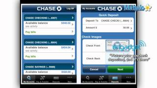 Chase Mobile App Iphone And Ipad Review