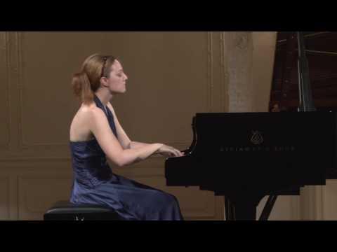 Varvara Nepomnyashchaya (piano) English Hall of St. Petersburg Music House 2015-08-19 Part 2