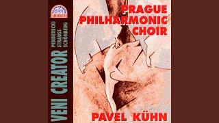 Geistliche Gesänge. Drei Motetten für gemischten Chor a capella, Op. 110, Nr. 3 O Tod,...