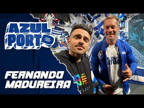 """""""Azul Porto"""" com Fernando Madureira"""