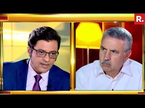 Thomas Friedman On Nation Wants To Know With Arnab Goswami | Exclusive