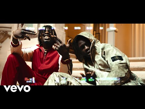 Youtube: Dadinho – Sucré Dadi (Clip officiel) ft. Gazo