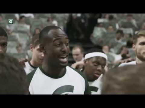FGCU vs #10 Michigan State | Cinematic Highlight | Men's Basketball