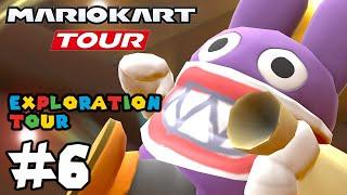 Mario Kart Tour: Nabbit is coming to Wild West Tour!! - Exploration Tour Part 6
