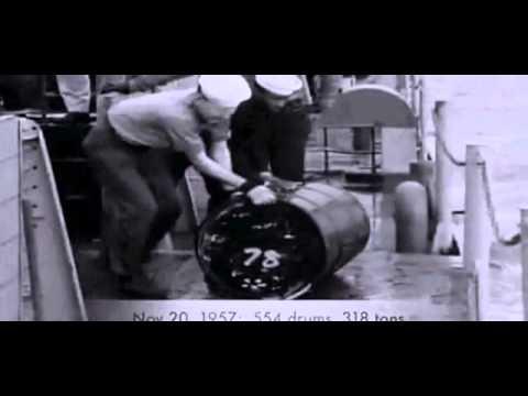 Sailors Talk of Dumping Radioactive Waste at Sea