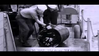 The Atomic Sailors Talk of Dumping Radioactive Waste at Sea