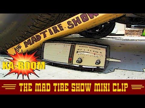 Radio Gets Crushed!