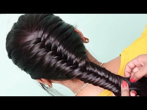 5 Easy Party & Wedding hairstyle with trick || hairstyle for girls || hair style girl || Hair style thumbnail