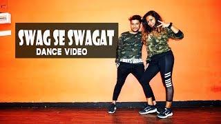 Swag Se Swagat Dance Choreography | Rockstar Dance Studios