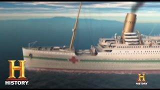 Titanic's Tragic Sister Ship   History