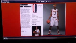 Overseas Basketball Magazine