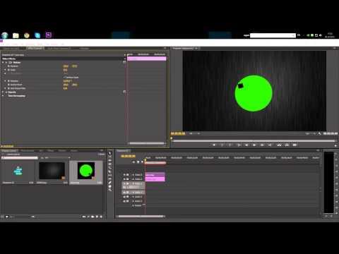 Анимация и кейфреймы (ключевые кадры) в Premiere