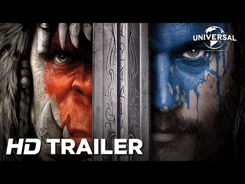 Warcraft: The Beginning – Official Movie Trailer (Universal Pictures)