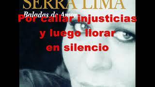 María Martha Serra Lima - Como toda mujer (Pistas Martín) KARAOKE