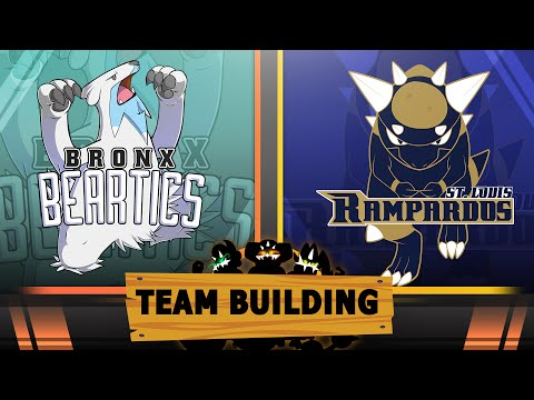 Bronx Beartics - Team Building for the StL Rampardos [UCL S2W2] @UCLOfficial