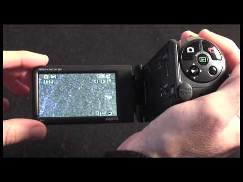 Sanyo Xacti VPC-FH1 Camcorder Review