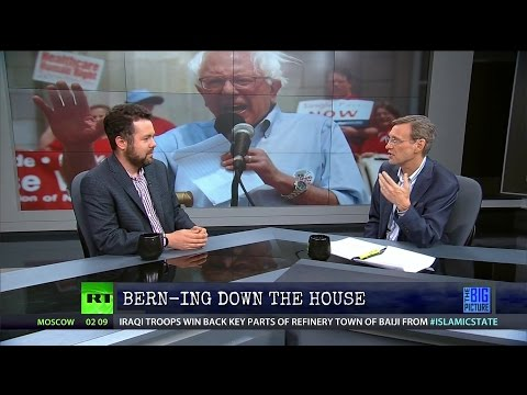 Bernie Sanders May Win The White House